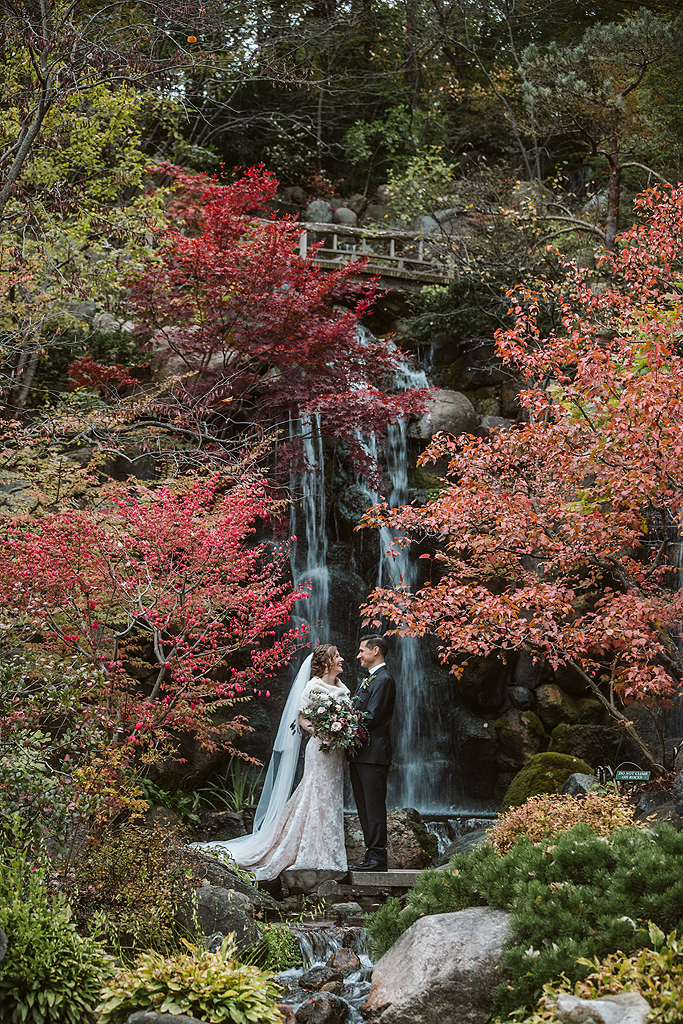 Real Wedding at Anderson Japanese Gardens (82)