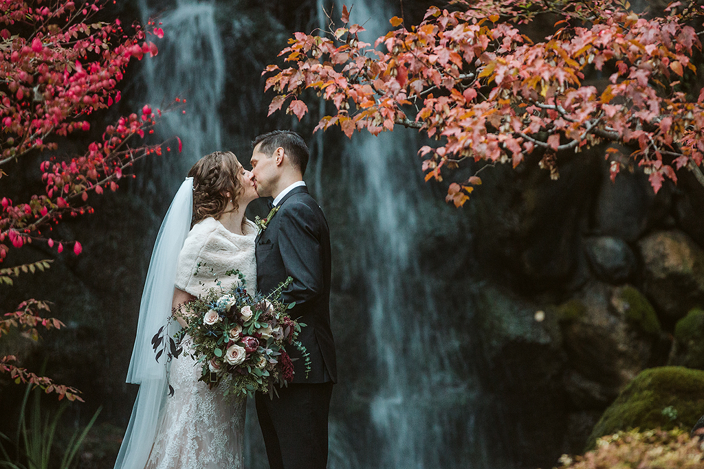Real Wedding at Anderson Japanese Gardens (84)