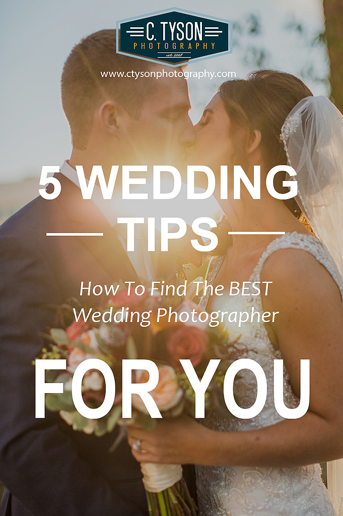 5 tips to help couples find the best wedding photographer for them