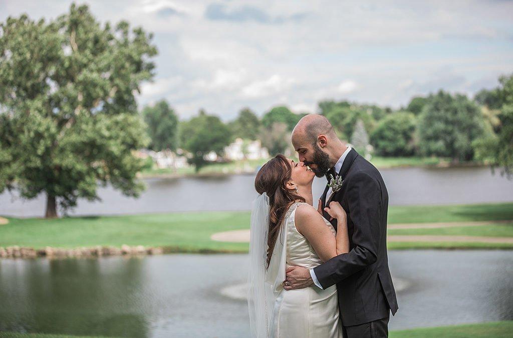 Barbara and Andrew | Real Wedding at Rockford County Club