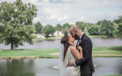 Barbara and Andrew   Real Wedding at Rockford County Club