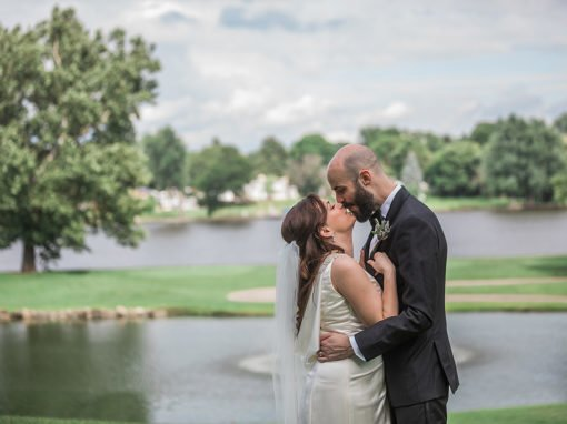 Barbara and Andrew | Real Wedding at Rockford County Club