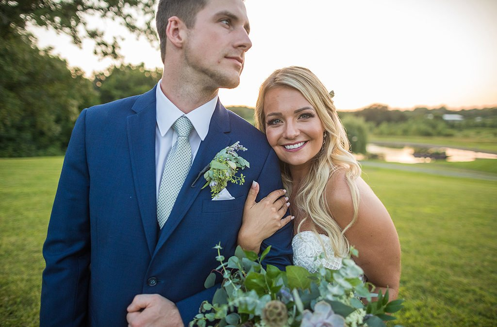 Kayla and Ryan | Summer Wedding in Rockford IL