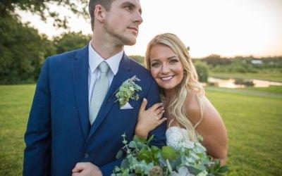 Kayla and Ryan   Summer Wedding in Rockford IL