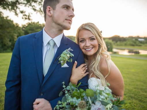 Kayla and Ryan | Summer Wedding in Rockford IL