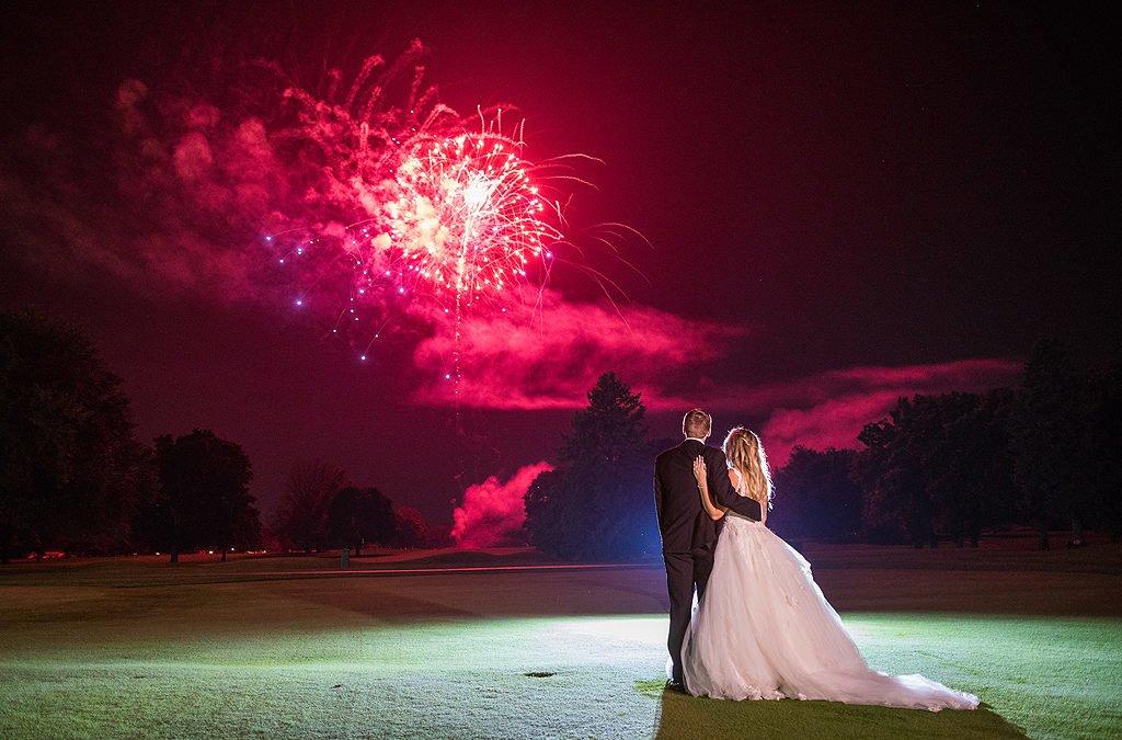 Abbi and Ben | Rockford Country Club Wedding