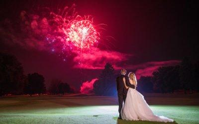 Abbi and Ben   Rockford Country Club Wedding