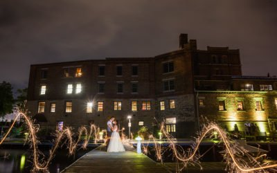 Anna and Mark | Real Wedding at Prairie Brewing Company in Rockford IL