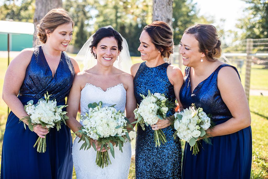 Real Fall Wedding at Williams Tree Farm in Rockton Illinois (14)