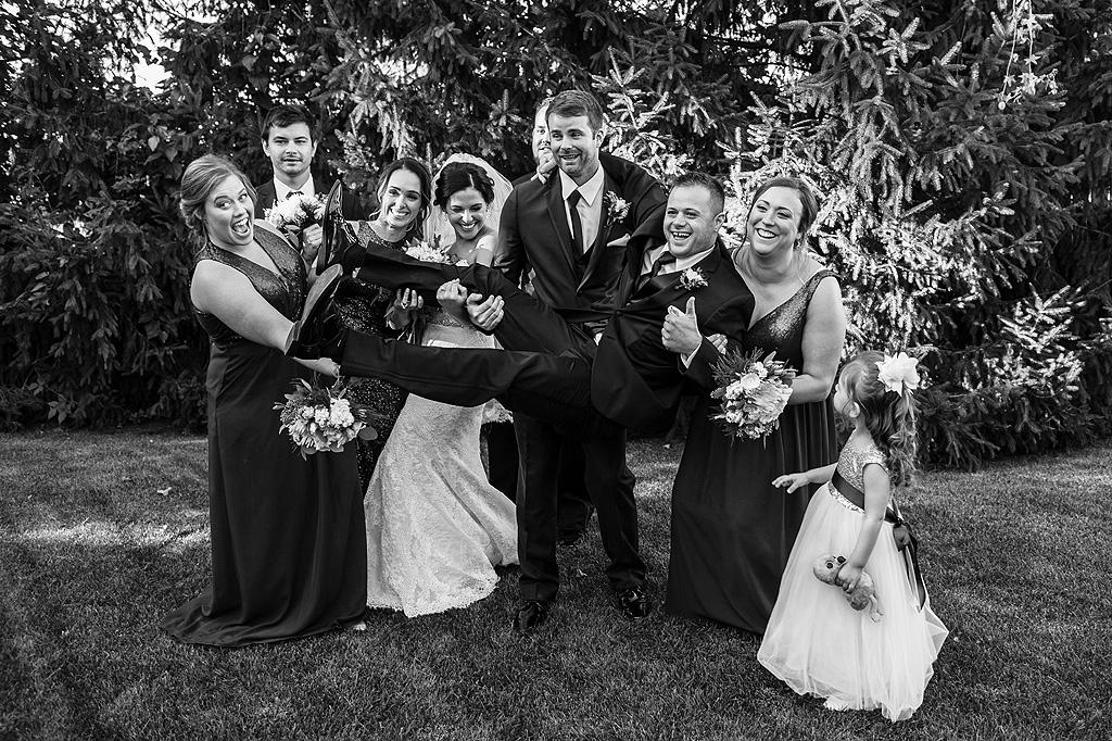 Real Fall Wedding at Williams Tree Farm in Rockton Illinois (47)