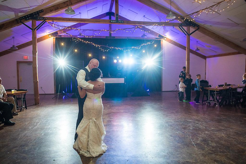 Real Fall Wedding at Williams Tree Farm in Rockton Illinois (84)