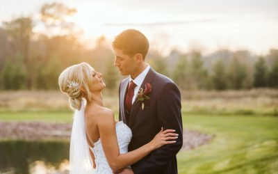 Brooke and Mason | Real Fall Wedding