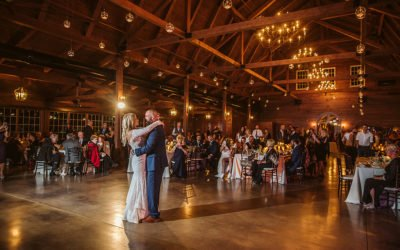 Cassie and Kevin | Orchard Ridge Farms Wedding