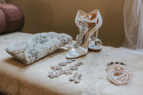 all of the brides details
